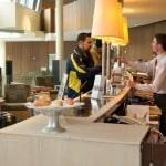 hotel réception