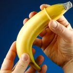 préservatif banane