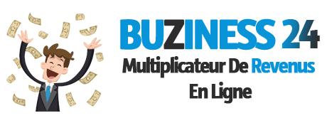 Buziness 24 logo