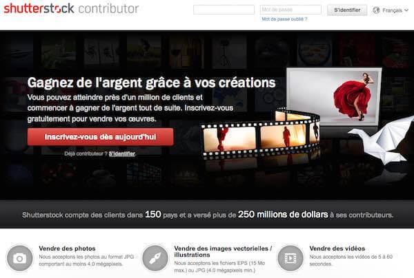 une application pour vendre ses photos radin malin blog. Black Bedroom Furniture Sets. Home Design Ideas