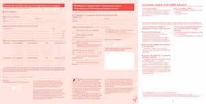Voici le formulaire à remplir pour obtenir le billet congé annuel SNCF
