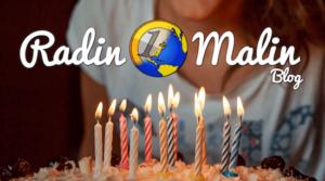 Radin Malin anniversaire 1 an