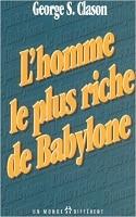 livre l'homme le plus riche de babylone