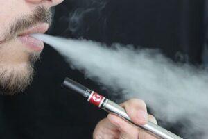 cigarette élcetronique fumée