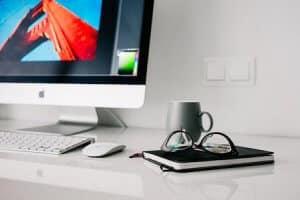 iMac Photoshop Gimp