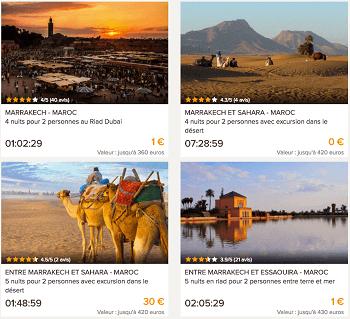 loisirs enchères maroc