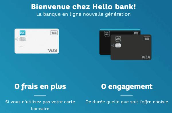 Hello bank sans frais sans engagement