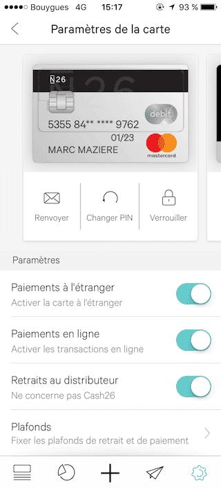 J Ai Teste La Carte N26 Voici Mon Avis Radin Malin Blog
