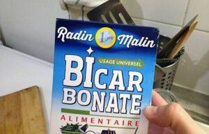 radin malin bicarbonate