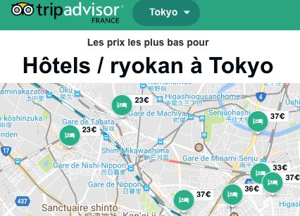 tripadvisor ryokan Tokyo
