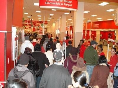 black friday magasin target usa