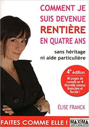 livre Elise Franck rentière
