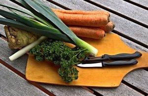 Les légumes pour réaliser un bouillon
