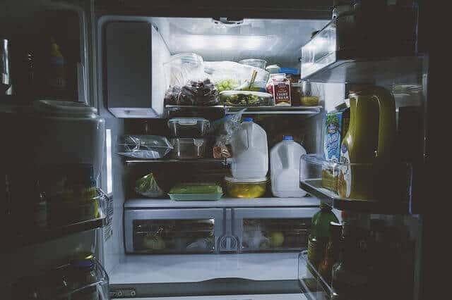 odeurs frigo