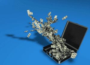 gaspillage d'argent