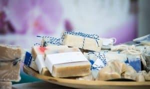 Idée cadeau : un savon fait main