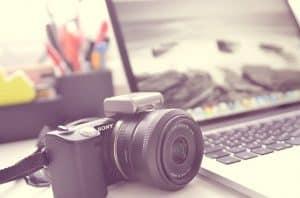Vendre ses photos sur son site internet