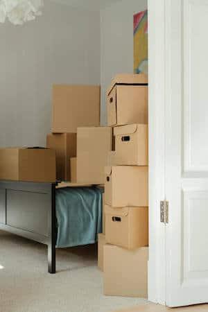 colis cartons déménagement
