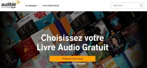 Audible essai gratuit audiobook