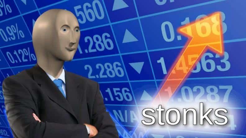 comment acheter des actions stonks meme