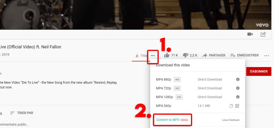 addoncrop bouton Youtube