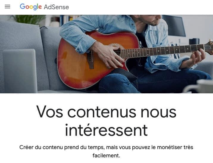 Pub Google Adsense