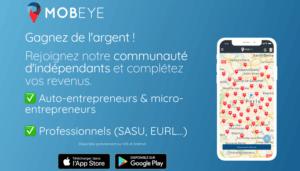Mobeye application